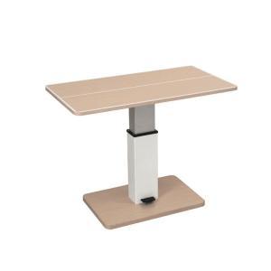 昇降式テーブル兼卓球台ナチュラルSHT-3 ■代金引換不可■ リビングでテーブルテニス|nadeshico