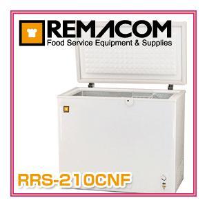 ■送料無料■ レマコム 冷凍ストッカー 210L RRS-210CNF