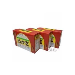 ぬか玄 粉末 2.5g×80包 3個セット-000008|nadeshikonomori