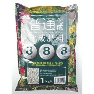 国産 普通化成 化成肥料 8-8-8 (1kg)|nadja