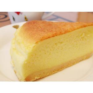 瀬戸内レモン風味のチーズケーキ スフレタイプ − お菓子工房おち|nadja