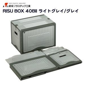 リスボックス 40BII (455×324×310mm) − 岐阜プラスチック|nadja