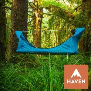 ヘブンテント Haven Tent キャンプ ハンモック ハンモックテント 蚊帳 ソロキャンプ ha...