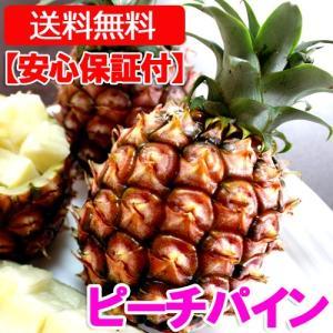 ピーチパイン お試し1.5kgサイズ(2〜4個) 送料無料 沖縄産パイナップル 父の日ギフト 得トク2WEEKS0318