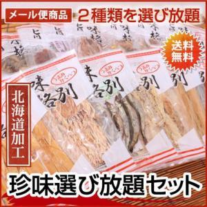 珍味2個選び放題セット【送料無料・メール便】|nagahara-shopping