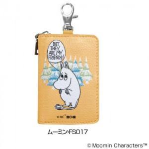 MOOMIN ムーミン スマートキーケース|nagaikiya-honpo