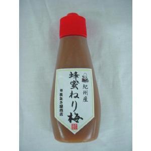 蜂蜜ねり梅 120g|nagaikiya88