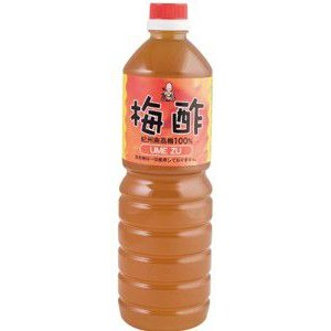 梅酢(白) 1000ml|nagaikiya88