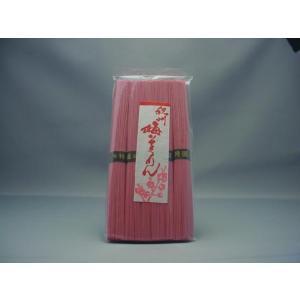 梅そうめん(乾麺) 5束250g nagaikiya88