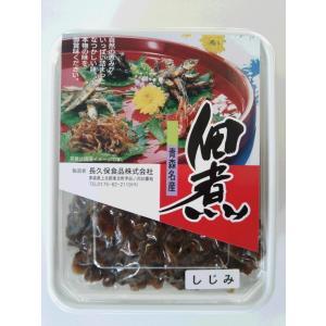 しじみ佃煮|nagakubo-f