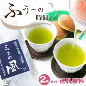 お茶 鹿児島茶 さつまの風100g 深蒸し茶 緑茶