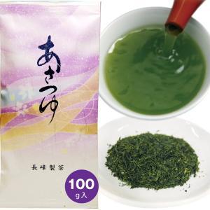 お茶 鹿児島茶 あさつゆ100g  深蒸し茶 緑茶