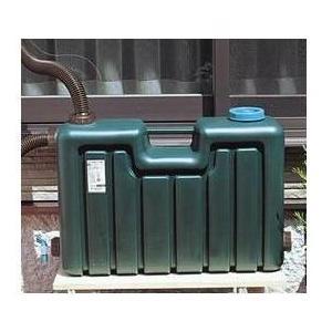 ミツギロン雨水タンク 50L (北海道、東北¥1000・沖縄、離島¥2000別途送料)|nagamineshouten2