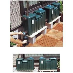 ミツギロン雨水タンク 100L (北海道、東北¥1000・沖縄、離島¥2000別途送料)|nagamineshouten2
