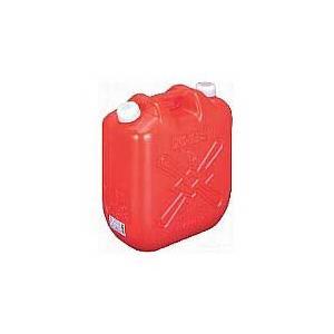 ポリタンク赤 20L (オイル缶)(po-21)|nagamineshouten