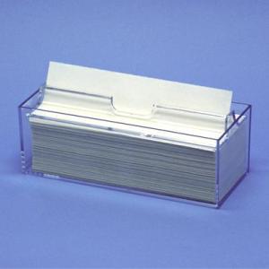3個以上で送料無料 小判用 シートペーパータオルケース  透明(tg-25) nagamineshouten