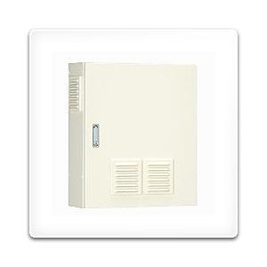 ATHR25-77C-F 日東工業 アルミ製HUB収納キャビネット(防塵・防水パッキン付タイプ)・クリーム色(700×700×250)|nagamono-taroto