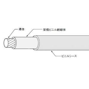 CV325SQ×単芯(600V)|nagamono-taroto