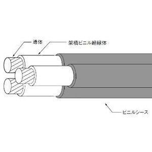 CVT100SQ×3芯(600V)|nagamono-taroto