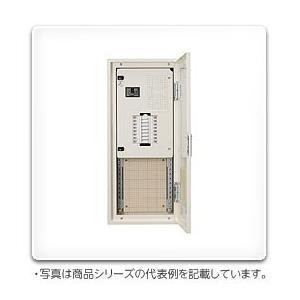 ESA10-36-SP3JC 日東工業 プチセーバ・下部スペース(タテ300mm)付 漏電ブレーカ 分岐回路数36、主幹100A、クリーム色|nagamono-taroto
