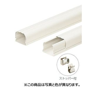 GK-100-22K 未来工業 スッキリライン(黒・2.2m)|nagamono-taroto