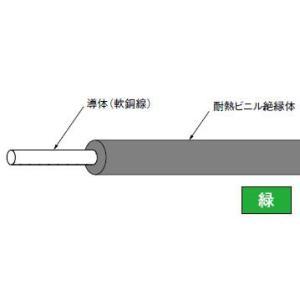 HIV1.2mm(長さ300m、緑色)|nagamono-taroto