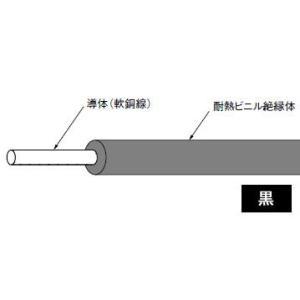 HIV1.2mm(長さ300m、黒色)|nagamono-taroto
