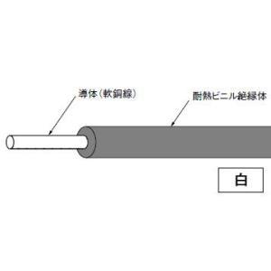 HIV2.0mm(長さ300m、白色)|nagamono-taroto