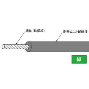 HIV3.5SQ(長さ300m、緑色)|nagamono-taroto