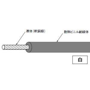 HIV5.5SQ(長さ300m、白色)|nagamono-taroto