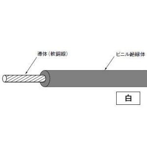 IV0.9SQ(長さ300m、白色)|nagamono-taroto
