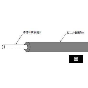 IV1.2mm(長さ300m、黒色)|nagamono-taroto