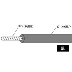 IV22SQ(黒色)|nagamono-taroto