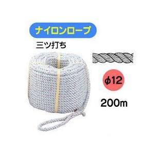 R-1220N マーベル ナイロンロープ(φ12、200m) nagamono-taroto