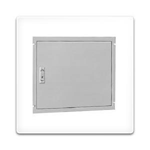 RD31-100JB 日東工業 チェックドア[JIS規格]・ライトベージュ塗装(480×999×28)|nagamono-taroto