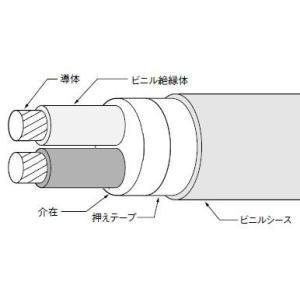 VVR5.5SQ×2芯|nagamono-taroto