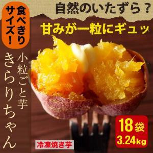 小粒ごと芋 きらりちゃん 18袋セット(180g×18袋) nagasakigoto