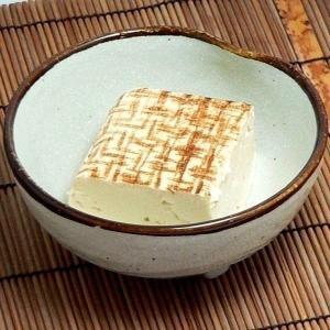 『クール便』 国産大豆100%使用の網焼豆腐|nagashimastore7