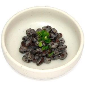 『クール便』 国産大豆使用の黒豆カップ納豆(30g×2P)|nagashimastore7