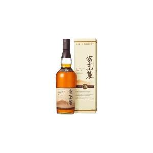 富士山麓 18年 700ml 専用箱付き シングルモルトウイスキー 18年 シングルモルト ふじさんろく