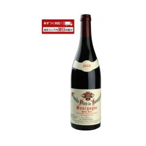 ポール・ガローデ ブルゴーニュ・ピノ・ノワール 2015 赤 フランス あすつく ワイン nagashimastore7