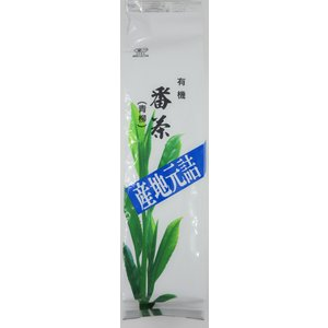 有機番茶青柳(リーフ)100g ORGANIC Bancha green tea|nagata-chaen
