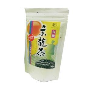 【和食に合うオリジナルブレンド茶です】京龍茶(リーフ)80g nagata-chaen