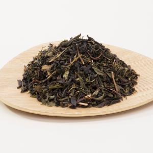 有機国産べにふうき烏龍茶(リーフ)【お徳用1kg】 和烏龍茶 ORGANIC JAPANESE Oolong tea leaf|nagata-chaen