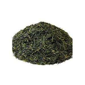 【上】有機上煎茶(リーフ)【お徳用1kg】 Choice organic sencha steeped tea|nagata-chaen