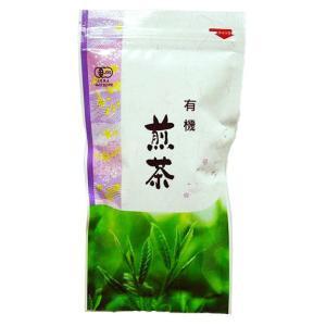 有機煎茶(リーフ)100g Organic sencha steeped tea|nagata-chaen