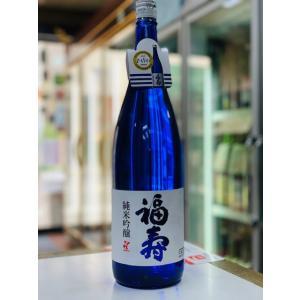 神戸酒心館 福寿 純米吟醸 1.8L