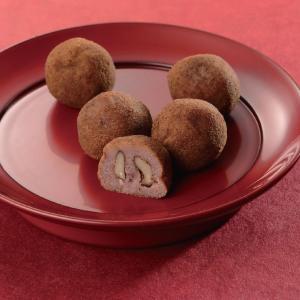 香木実(かぐのきのみ)6ヶ x 5袋入(桐箱)「ふくしまプライド。体感キャンペーン」|nagatoya-shop