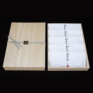 香木実(かぐのきのみ)6ヶ x 5袋入(桐箱)「ふくしまプライド。体感キャンペーン」|nagatoya-shop|04