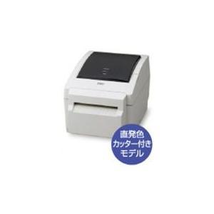 東芝TEC  感熱ラベルプリンター (東芝TEC B-EV4D-GC17-R 電源付き/ラベル紙付属)|nagatsuna
